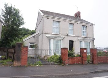 Thumbnail 3 bedroom detached house for sale in Carmarthen Road, Fforestfach