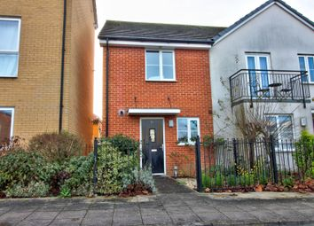2 bed semi-detached house for sale in Puffin Way, Reading RG2
