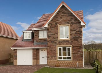 "Thumbnail 4 bed detached house for sale in ""Drummond"" at Newton Farm Road, Cambuslang, Glasgow"