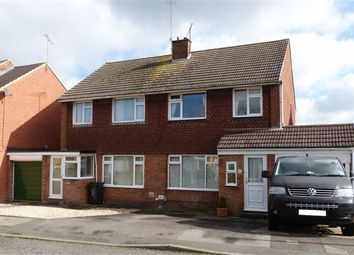 Thumbnail 3 bedroom semi-detached house for sale in Nythe Road, Swindon