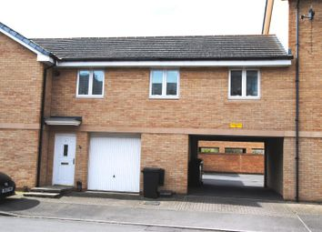 Thumbnail 1 bed flat for sale in Padstow Road, Swindon
