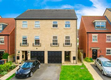 Thumbnail 4 bed semi-detached house for sale in Regal Close, Corby