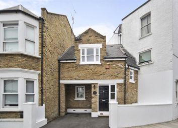 Thumbnail 2 bed terraced house for sale in Victoria Villas, Ewald Road, Parsons Green, Fulham