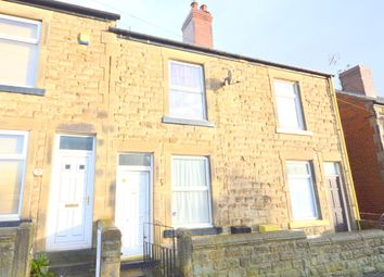 Thumbnail 2 bedroom terraced house for sale in Mansfield Road, Sheffield