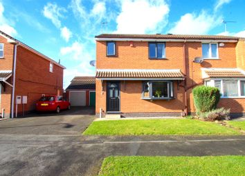 3 bed semi-detached house for sale in Windmill Close, Ratby, Leicester LE6