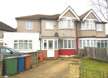 Thumbnail 3 bed terraced house to rent in Kings Road, Harrow, Middlesex