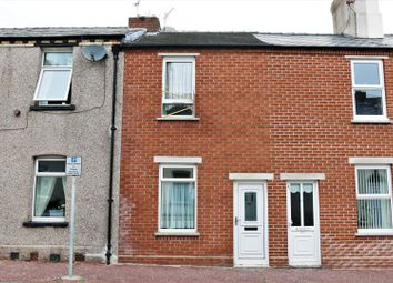 Thumbnail 2 bed terraced house for sale in Fenton Street, Barrow-In-Furness