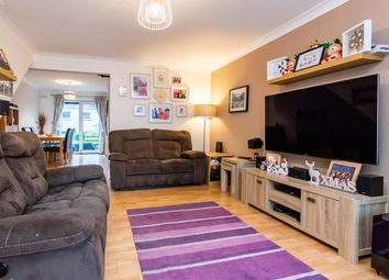 Thumbnail 3 bed terraced house for sale in Strathalmond Road, Cammo, Edinburgh
