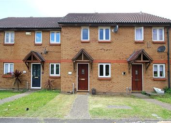 Thumbnail 2 bed terraced house to rent in Kipling Drive, Colliers Wood, London