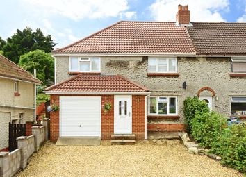 Thumbnail 4 bedroom semi-detached house for sale in Haskells Road, Parkstone BH12.