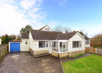 Thumbnail 4 bed detached bungalow for sale in Plowman Close, Marnhull