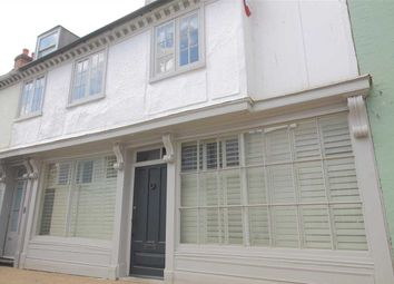 Thumbnail 4 bed town house to rent in Guildhall Street, Bury St. Edmunds