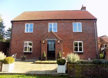 Thumbnail 4 bed detached house for sale in Kilvington, Nottingham