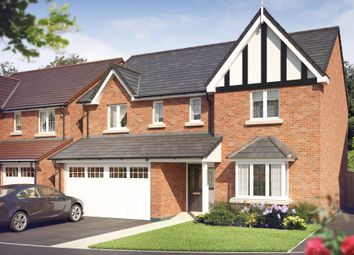 Thumbnail 4 bedroom detached house for sale in Radbourne Lane, Derby