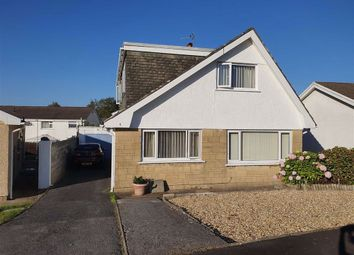 Thumbnail 4 bed detached house for sale in Vernon Close, Swansea