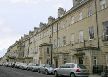 Thumbnail 1 bedroom flat to rent in Marlborough Buildings, Bath
