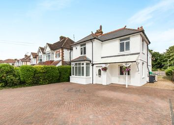 Thumbnail 4 bedroom detached house for sale in London Road, Purbrook, Waterlooville
