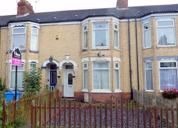 Thumbnail 3 bedroom terraced house for sale in Westcott Street, Hull, East Riding Of Yorkshire