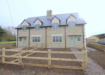 Thumbnail 3 bed semi-detached house for sale in Lower Bourton, Swindon