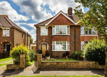 Thumbnail 3 bed semi-detached house for sale in Corrigan Avenue, Coulsdon