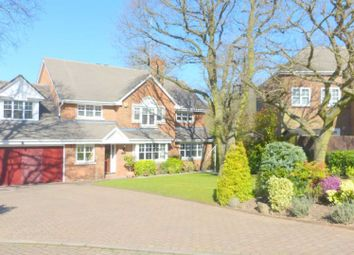 Thumbnail 5 bed detached house for sale in Blattner Close, Elstree, Borehamwood