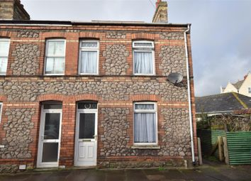 Thumbnail 2 bed end terrace house for sale in Gwenllian Street, Barry