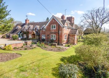 Thumbnail 4 bed detached house for sale in Old School House, Norbury, Stafford