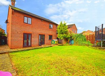 Thumbnail 4 bed link-detached house for sale in Wares Road, Ridgewood, Uckfield