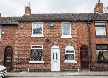 Thumbnail 3 bed terraced house for sale in Ball Haye Green, Leek