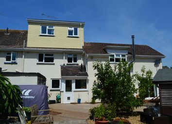 Thumbnail 4 bedroom end terrace house for sale in Yealm Grove, Shiphay, Torquay