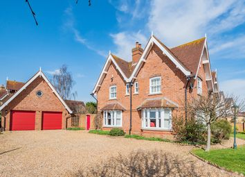Thumbnail 5 bed detached house for sale in Silsoe Road, Flitton