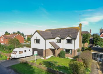Thumbnail 4 bedroom detached house for sale in Kingsdown Road, Walmer