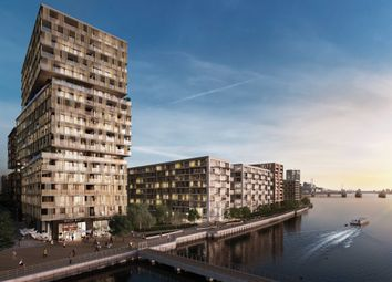 Thumbnail 1 bed flat for sale in Flagship House, Royal Wharf