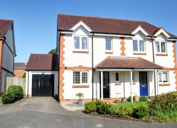 Thumbnail 3 bed semi-detached house to rent in Ivy Close, Longwick, Princes Risborough