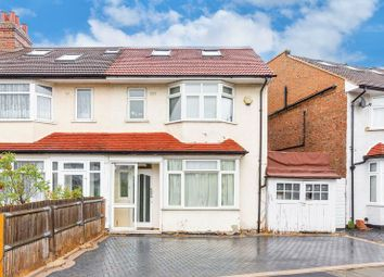 Thumbnail 4 bed terraced house for sale in North Gardens, Colliers Wood, London