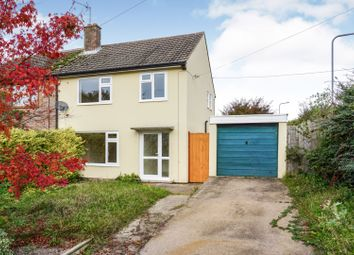 Thumbnail 3 bed semi-detached house for sale in Roman Way, Monmouth