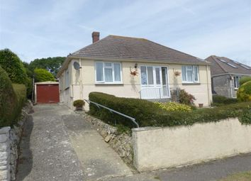 Thumbnail 2 bed detached bungalow for sale in St. Julien Crescent, Weymouth, Dorset
