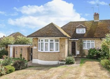 Thumbnail 3 bed semi-detached bungalow for sale in Barnhill Road, Marlow