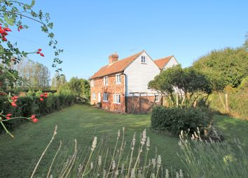Thumbnail 4 bed detached house for sale in Warehorne, Ashford
