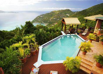 Thumbnail 4 bed villa for sale in Tortola, British Virgin Islands