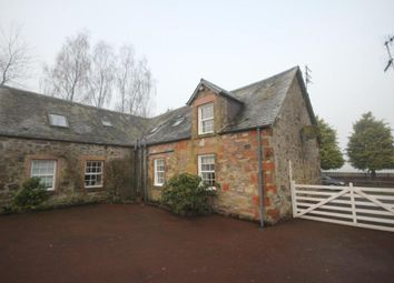 Thumbnail 2 bedroom cottage to rent in Garchell Estate Balfron Station, Balfron