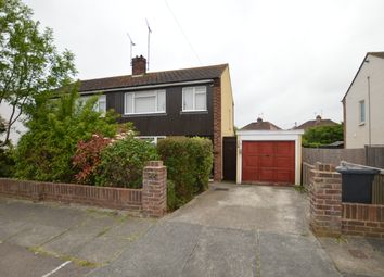 Thumbnail 3 bed semi-detached house for sale in Millfield Manor, Whitstable
