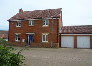 Thumbnail 4 bed detached house for sale in Lotmead, Staverton, Trowbridge