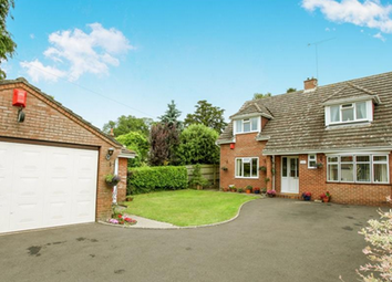 4 bed detached house for sale in High Street, Figheldean, Salisbury SP4
