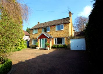 Thumbnail 4 bedroom detached house for sale in Ridge Lane, Watford