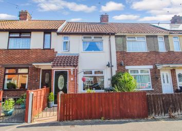 Thumbnail 2 bed terraced house for sale in Recreation Road, Gorleston, Great Yarmouth