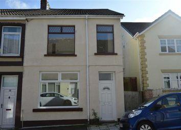 Thumbnail 3 bed end terrace house to rent in Mervyn Street, Aberfan, Merthyr Tydfil