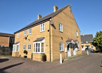 Thumbnail 1 bedroom town house for sale in Admiral Court, Long Sutton, Spalding