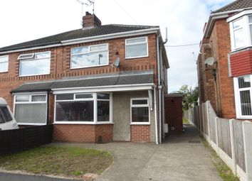 Thumbnail 3 bedroom semi-detached house for sale in Lindale Gardens, Scunthorpe