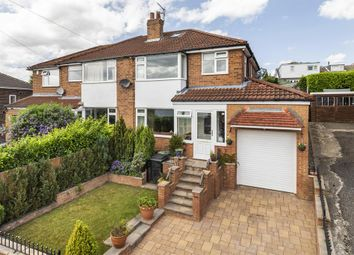 Thumbnail 3 bed semi-detached house for sale in Wrenbeck Drive, Otley